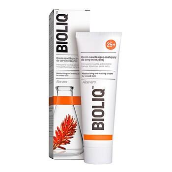 Bioliq 25+, krem nawilżająco-matujący do cery mieszanej, 50 ml