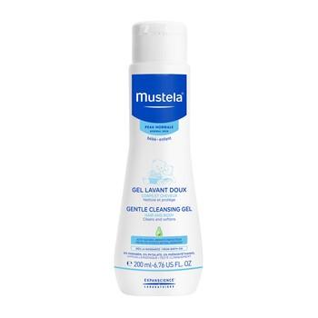 Mustela Bebe-Enfant, delikatny żel do mycia, 200 ml