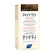 Phyto Color, farba do włosów, 6.3 ciemny złoty blond, 1 opakowanie