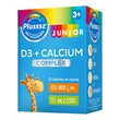 Plusssz Junior D3 + Calcium Complex, tabletki do ssania, 30 szt.
