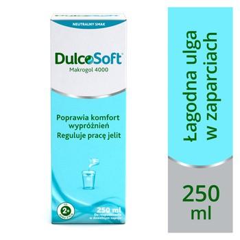 DulcoSoft w płynie, roztwór doustny, 250 ml