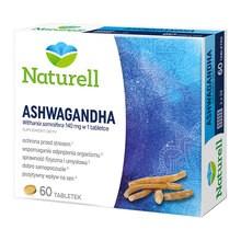 Naturell Ashwagandha, tabletki, 60 szt.