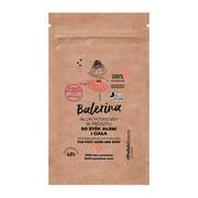 Flos-Lek Balerina, ałun potasowy w proszku do stóp, dłoni i ciała, 25 g