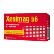 Xenimag b6, kapsułki, 50 szt.