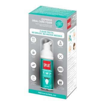 Splat Express Oral Care, pianka do higieny jamy ustnej, 50 ml