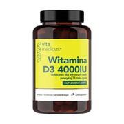 VitaMedicus, Witamina D3 4000 IU, kapsułki, 120 szt.