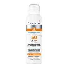Pharmaceris S, emulsja ochronna dla dzieci i niemowląt, SPF 50, spray z multipozycyjną aplikacją 360°, 150 ml