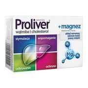Proliver + Magnez, tabletki, 30 szt.