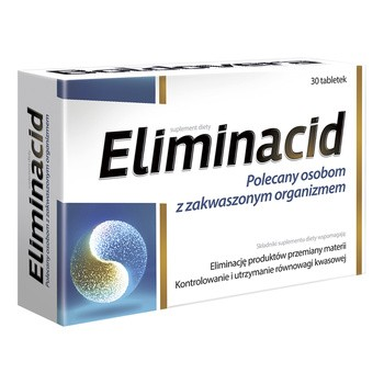 Eliminacid, tabletki, 30 szt.
