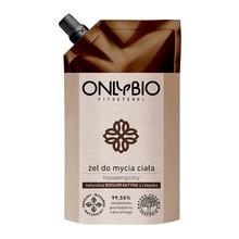 OnlyBio Fitosterol, hipoalergiczny żel do mycia ciała, 250 ml