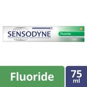 Sensodyne Fluoride, pasta do zębów z fluorkiem, 75 ml