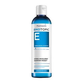 Pharmaceris E Emotopic, hydro-micelarny szampon kojący, 250 ml