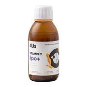 4Us Vitamin C lipo+, płyn, 150 ml