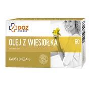 DOZ PRODUCT Olej z wiesiołka, kapsułki, 60 szt.