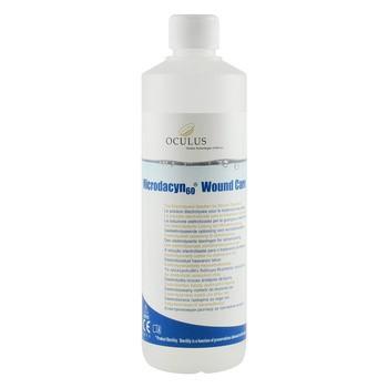 Microdacyn 60 Wound Care, roztwór do leczenia ran, 500 ml