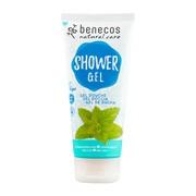 Benecos Natural, żel pod prysznic Melisa, 200 ml