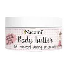 Nacomi, intensywne pielęgnujące masło do pielęgnacji ciała, dla kobiet w ciąży, 100 ml