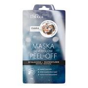 L 'Biotica, maska peel-off wygładzenie i rozświetlenie, 10 g
