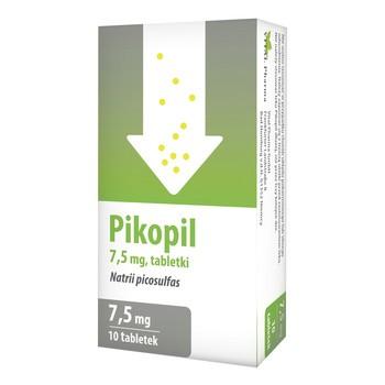 Pikopil, 7,5 mg, tabletki, 10 szt.