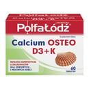 Calcium OSTEO D3 + K, tabletki, 60 szt.