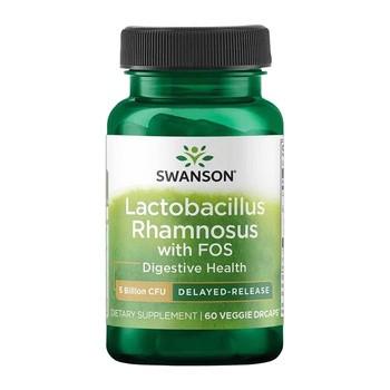 Swanson Lactobacillus Rhamnosus, kapsułki, 60 szt.