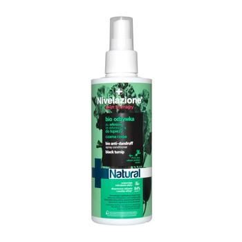 Nivelazione Skin Therapy Natural, Bio odżywka w sprayu do włosów ze skłonnością do łupieżu, 200 ml