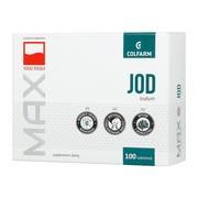 Max Jod, tabletki, 100 szt.