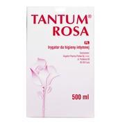 Tantum Rosa, irygator do higieny intymnej, 500 ml, 1 szt.