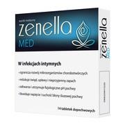 Zenella Med, tabletki dopochwowe, 14 szt.