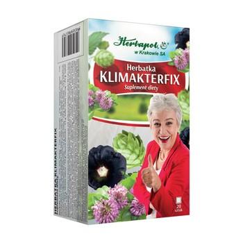 Herbatka Klimakterfix, fix, 2 g, saszetki, 20 szt.