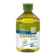 O`Herbal, szampon do włosów przetłuszczających się z ekstraktem z mięty, 500 ml