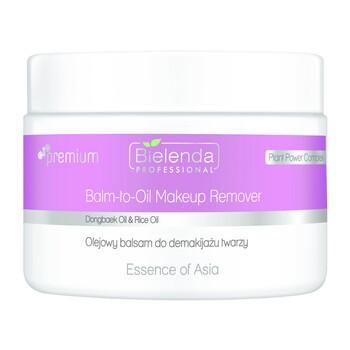 Bielenda Professional, Essence of Asia, olejowy balsam do demakijażu twarzy, 150 g