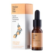 Make Me Bio Orange Energy, serum odżywcze, 15 ml