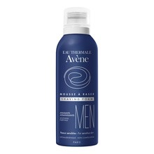 Avene Eau Thermale Men, pianka do golenia, skóra wrażliwa, 200 ml