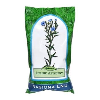 Nasiona lnu, zioło pojedyncze, 250 g (Herbapol Lublin)
