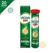 Vigor Up Fast, tabletki musujące, 20 szt.