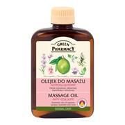 Green Pharmacy, olejek do masażu, antycellulitowy, 200 ml
