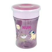 Nuk Magic Cup, kubek 8m+, różowy, 230 ml