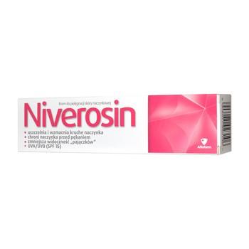 Niverosin, krem pielęgnujący do skóry naczynkowej, 50 g