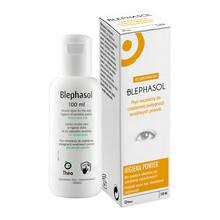 Blephasol, płyn micelarny do pielęgnacji wrażliwych powiek, 100 ml