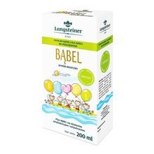 Bąbel, płyn do kąpieli, na przeziębienie dla dzieci, 200 ml