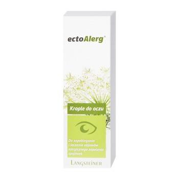 EctoAlerg, krople do oczu, 10 ml