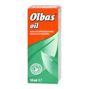 Olbas Oil, płyn do sporządzania inhalacji parowej, 10 ml