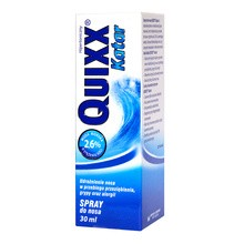 Quixx Katar, spray do nosa, 30 ml