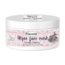 Nacomi, maska algowa przeciwstarzeniowa, żurawina, 42 g