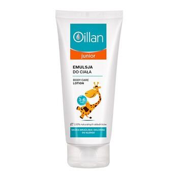 Oillan Junior, emulsja do ciała, 200 ml