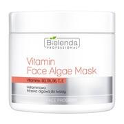 Bielenda Professional, witaminowa maska algowa do twarzy, 190 g