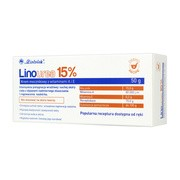 Linourea 15%, krem mocznikowy z witaminami A i E, 50 g