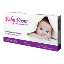 Baby Boom, test ciążowy kasetowy, 1 szt.