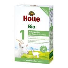 Holle BIO Mleko 1,  ekologiczne mleko początkowe na bazie mleka koziego, 400 g